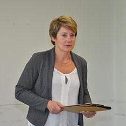 Uta Winternheimer - Schulleiterin