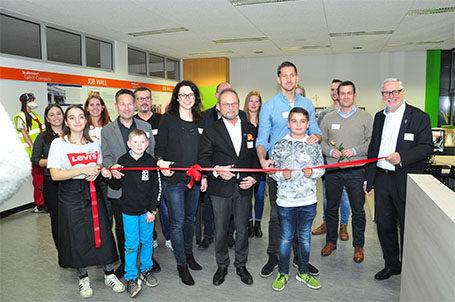 Eröffnung der Talent Company an der Realschule plus Mainz-Lerchenberg
