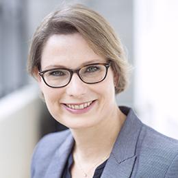 Dr. Stephanie Hubig - Ministerin für Bildung Rheinland-Pfalz