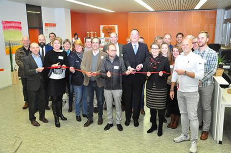 Feierliche Eröffnung der 25. Talent Company in Mainz
