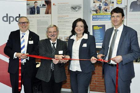 Eröffnung der 23. Talent Company in Aschaffenburg