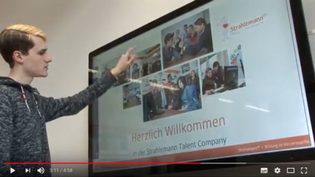 Video: Talent Company Eröffnung in Offenbach