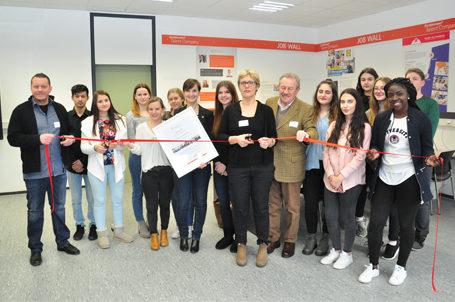 Eröffnung der Talent Company in Dortmund