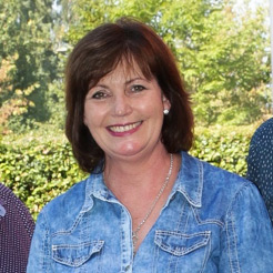 Susanne Fritz - Schulleiterin