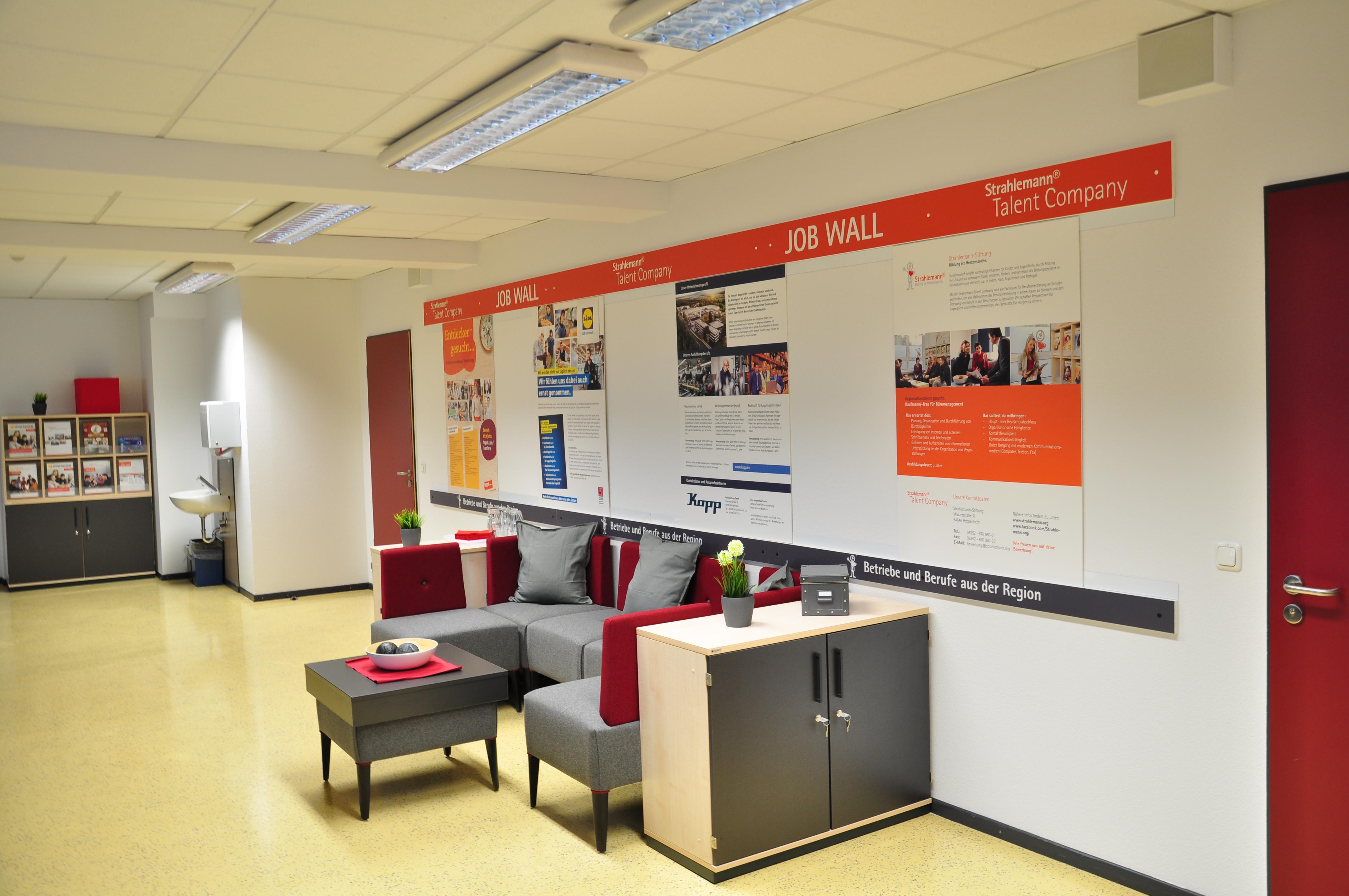 21. Talent Company in Hanau im Schulzentrum Hessen Homburg eröffnet