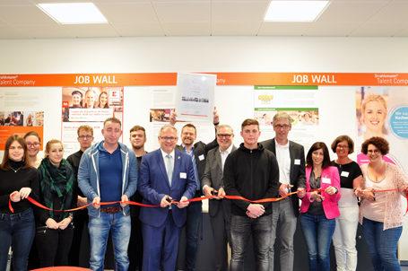 Eröffnung der Talent Company an der IGS Grünstadt