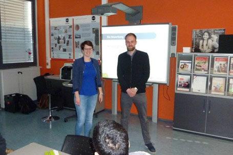 Actemium sucht auch Talente in der Talent Company in Frankfurt