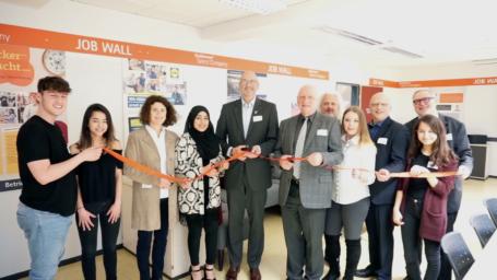 Video: Talent Company Eröffnung in Hanau