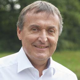 Dr. Theophil Gallo - Landrat des Saarpfalz-Kreises