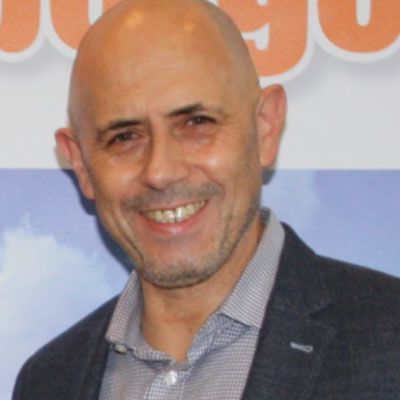 Jacob Geditz - DJH-Vorstandsvorsitzender