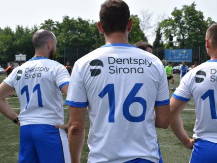 Team Mitglieder des Dentsply Sirona Teams
