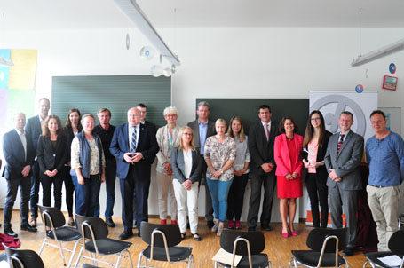Eine für vier – erster Meilenstein für die Talent Company in Bad Mergentheim