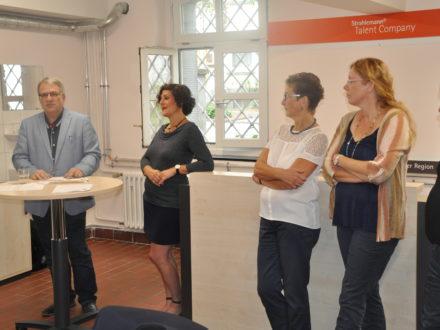 Unterzeichnung der Kooperationsvereinbarung in Solingen