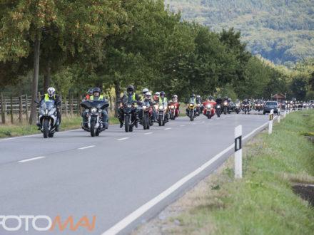 Benefiz-Motorradtour 2018