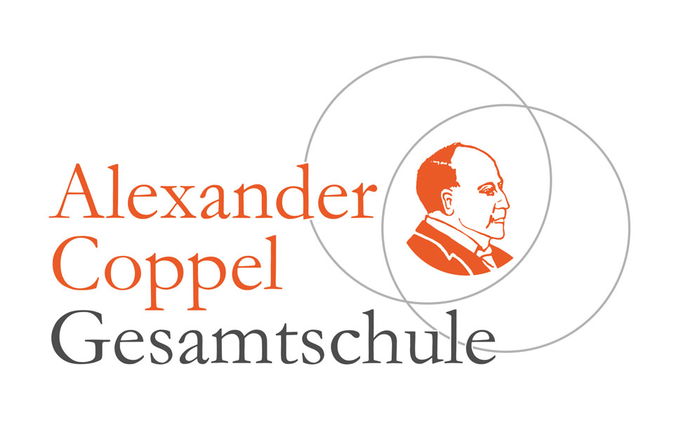 Alexander Doppel Gesamtschule Logo