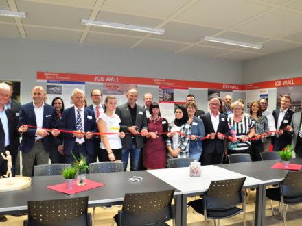 Eröffnung der 31. Talent Company an der Realschule plus Kusel