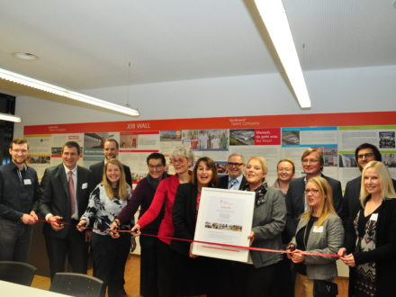 Eröffnung der 33. Talent Company an der Kopernikus Realschule in Bad Mergentheim