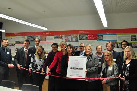 33. Talent Company in Kooperation mit vier weiterführenden Schulen eröffnet