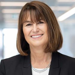 Silke Lohmiller - Geschäftsführerin der Dieter-Schwarz-Stiftung