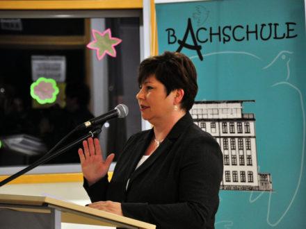 Michaela Makosz - Konrektorin der Bachschule