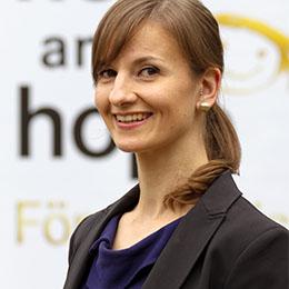Judith Hesselink - Pädagogische Leitung der help and hope Stiftung