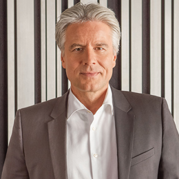 Andreas Haffner - Mitglied des Vorstandes, Personal- und Sozialwesen, Dr. Ing. h.c. F. Porsche AG & Förderer der Talent Company
