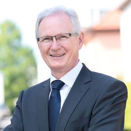 Mathias Geiger - Bürgermeister der Stadt Eschborn