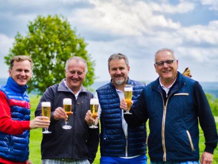 Impressionen des Strahlemann Benefiz-Golfcups 2019