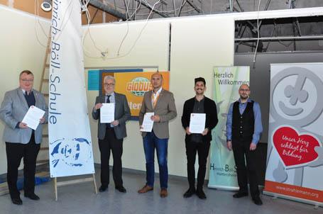 Heinrich Böll Schule In Hattersheim Talent Company Standort