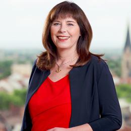Jutta Steinruck - Überbürgermeisterin der Stadt Ludwigshafen am Rhein