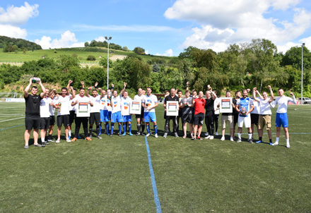 Fußballcup2019 - Siegerteams