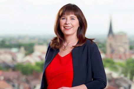 Interview mit Jutta Steinruck, Oberbürgermeisterin der Stadt Ludwigshafen