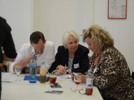 "Workshop Teilnehmer - ""Talent Company im Dialog"" 2019"