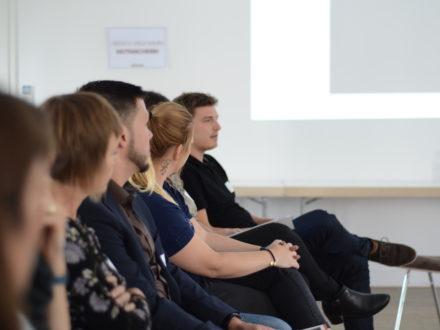 Teilnehmer - Talent Company im Dialog 2019