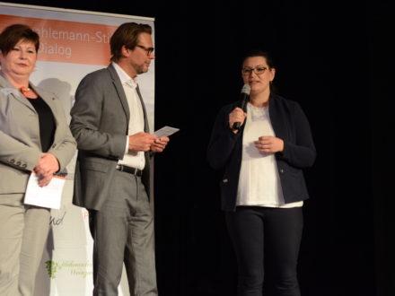 Podiumsdiskussion - Strahlemann-Stifter im Dialog 2019