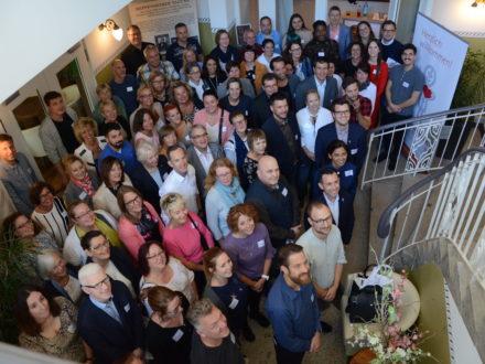 Gruppenbild - Strahlemann Netzwerktreffen 2019