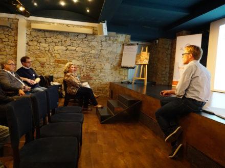 """Impressionen des Treffens der Unterstützer der Talent Company: """"Talent Company im Dialog"""" 2019"""
