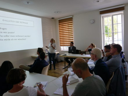 """Talent Company im Dialog"" 2019 Workshop"