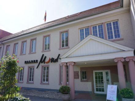"""Das diesjährige Netzwerktreffen """"Talent Company im Dialog"""" 2019 fand im Halben Mond in Heppenheim statt"""