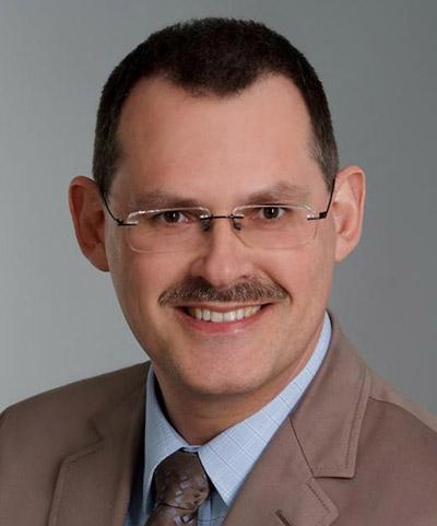 Andreas Stüber - Schulleiter der Gutenbergschule