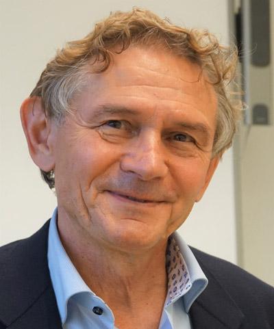 Karl G. Dotter - Geschäftsführender Vorstandsvorsitzender der Dotter-Stiftung, Darmstadt-Eberstadt