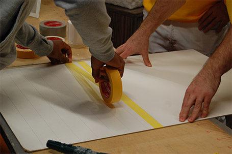 Spannende Einblicke in den Malerberuf mit Brillux in der IGMH