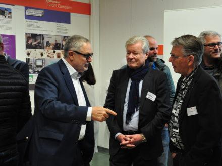 Impressionen der Eröffnungsfeier an der MPS Gadernheim