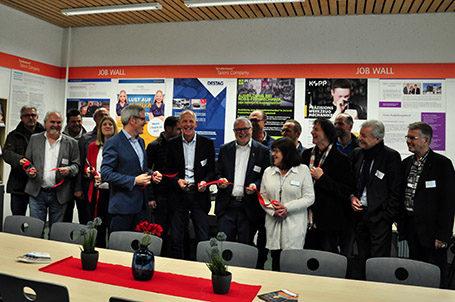 Feierliche Eröffnung der 38. Talent Company an der MPS Gadernheim