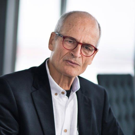 Reinhard Hübner - Geschäftsführer Stiftung Hübner und Kennedy gGmbH und Förderer der Talent Company