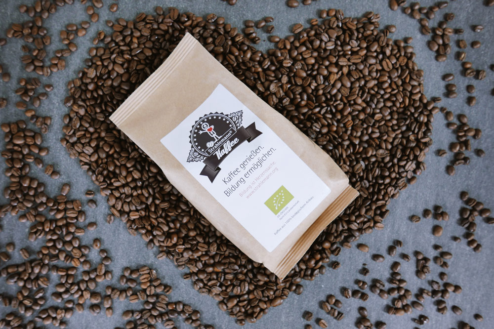 Strahlemann-Kaffee