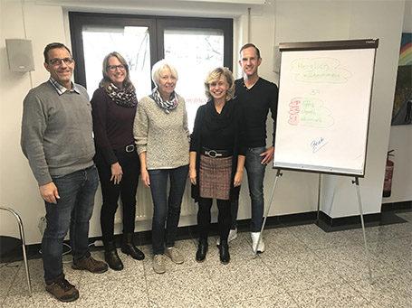 """Stärkung der Lehrerkompetenz im Bereich Berufsorientierung mit der """"PSI""""-Schulung für die GAZ aus Reichelsheim"""