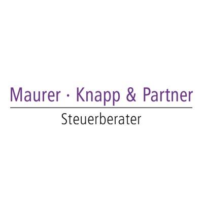 Maurer, Knapp & Partner Steuerberater Logo