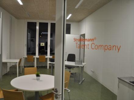 Eröffnung der Talent Company an der Ferdinand-Porsche-Schule in Weissach
