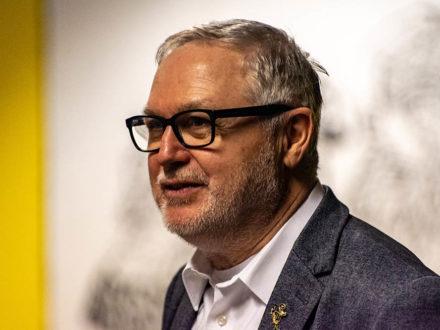 Franz-Josef Fischer, Geschäftsführender Vorstandsvorsitzender der Strahlemann-Stiftung
